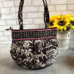Vera Bradley Bucket Style Shoulder Bag